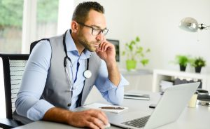 Physician Managing Practice